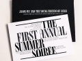 Jason Wu Summer Soiree Invitation