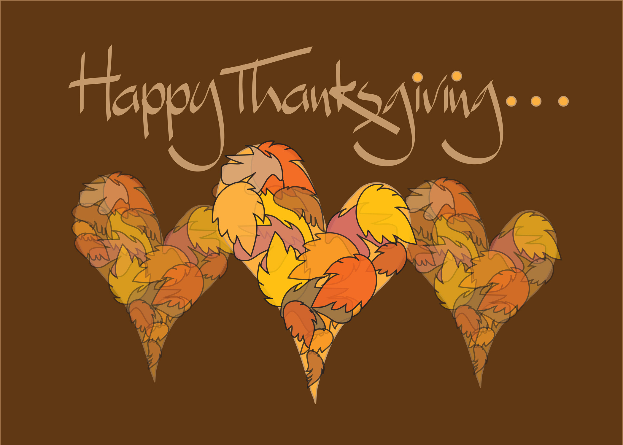 Happy Thanksgiving >> Talking Shop Happy Thanksgiving Symmetry Lithographers